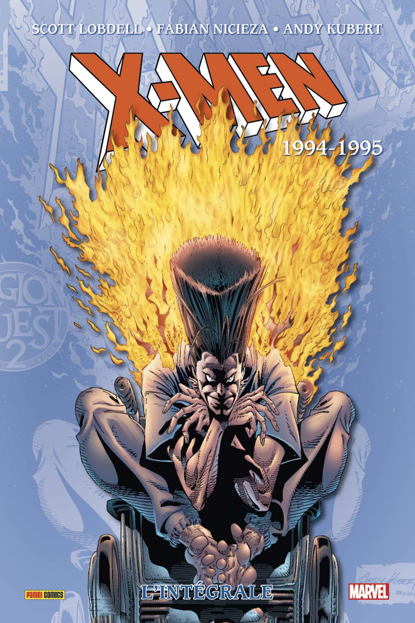X-Men 1994.4 - 1994-1995