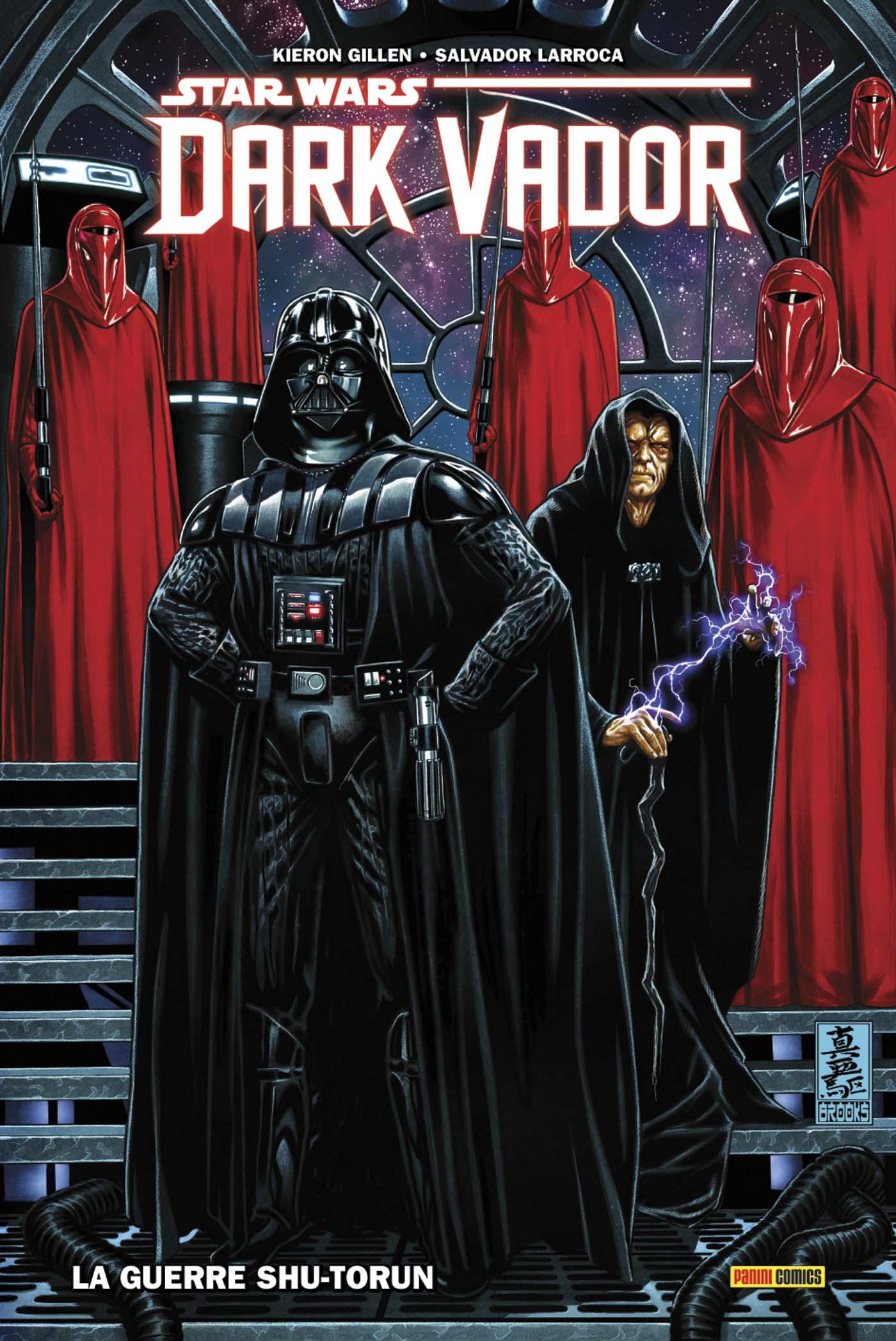 Star Wars - Darth Vader 2 - LA GUERRE SHU-TORUN