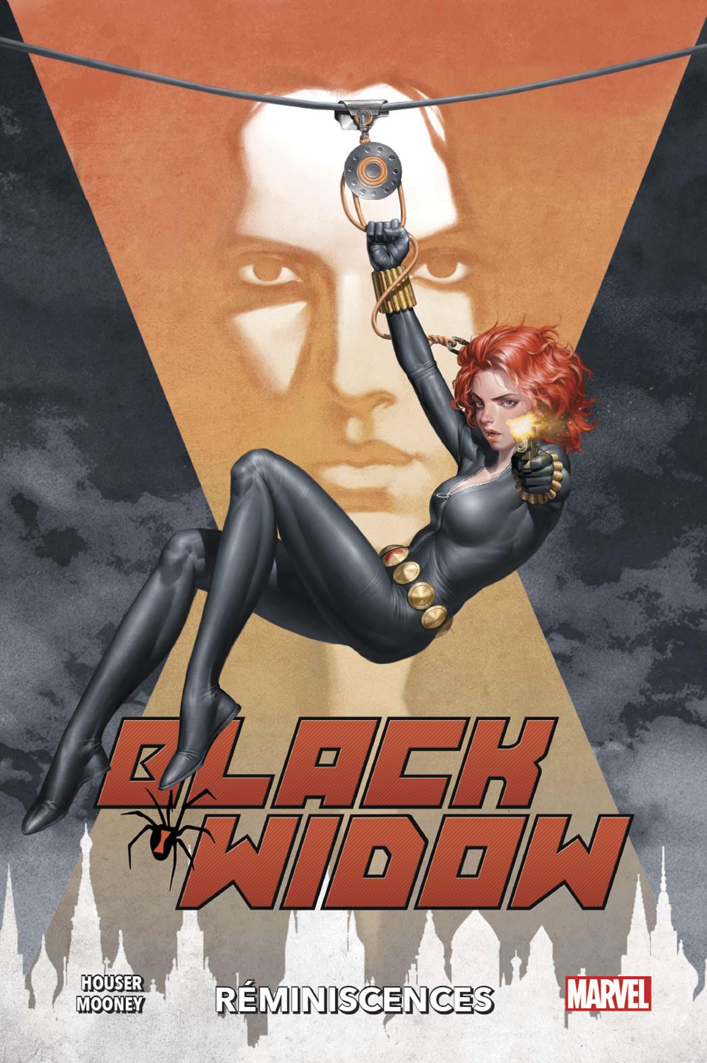 Black Widow - Réminiscences 1 - Réminiscences