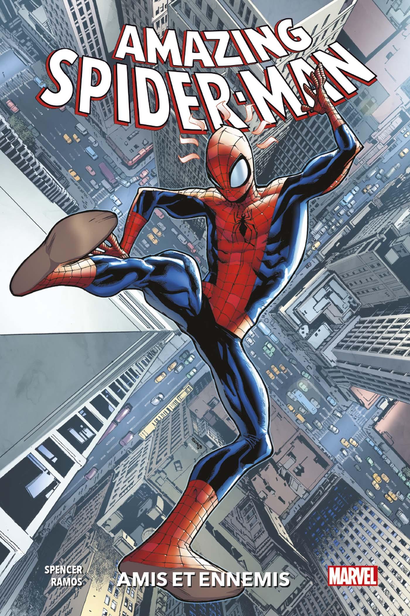 The Amazing Spider-Man 2 - Amis et ennemis
