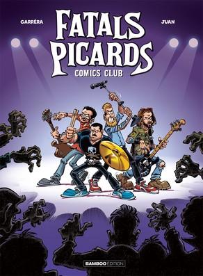 Les Fatals Picards 1 - Comics club