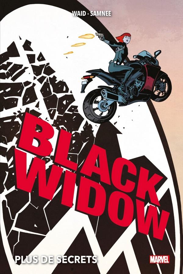 Black Widow 1 - PLUS DE SECRETS