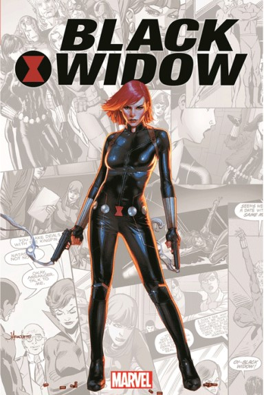 Marvel-Verse - Black Widow 1