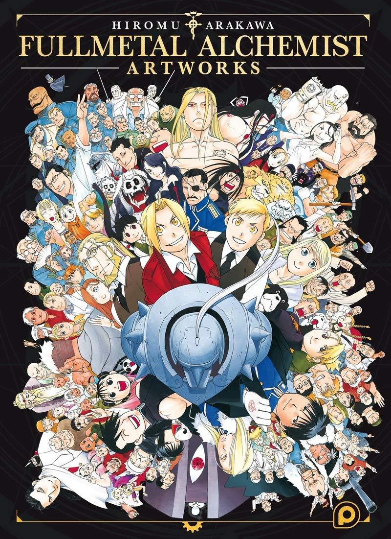 Fullmetal Alchemist: Hiromu Arakawa Artworks 1