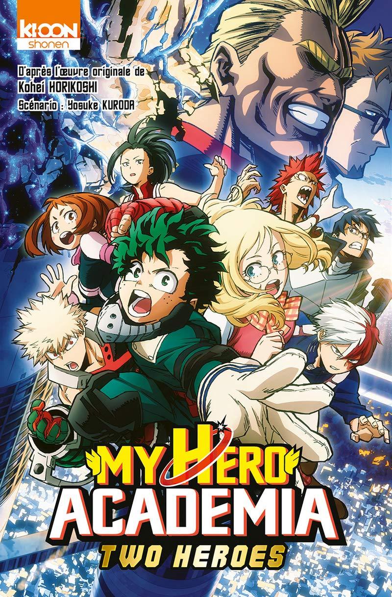 My Hero Academia - Two Heroes 0