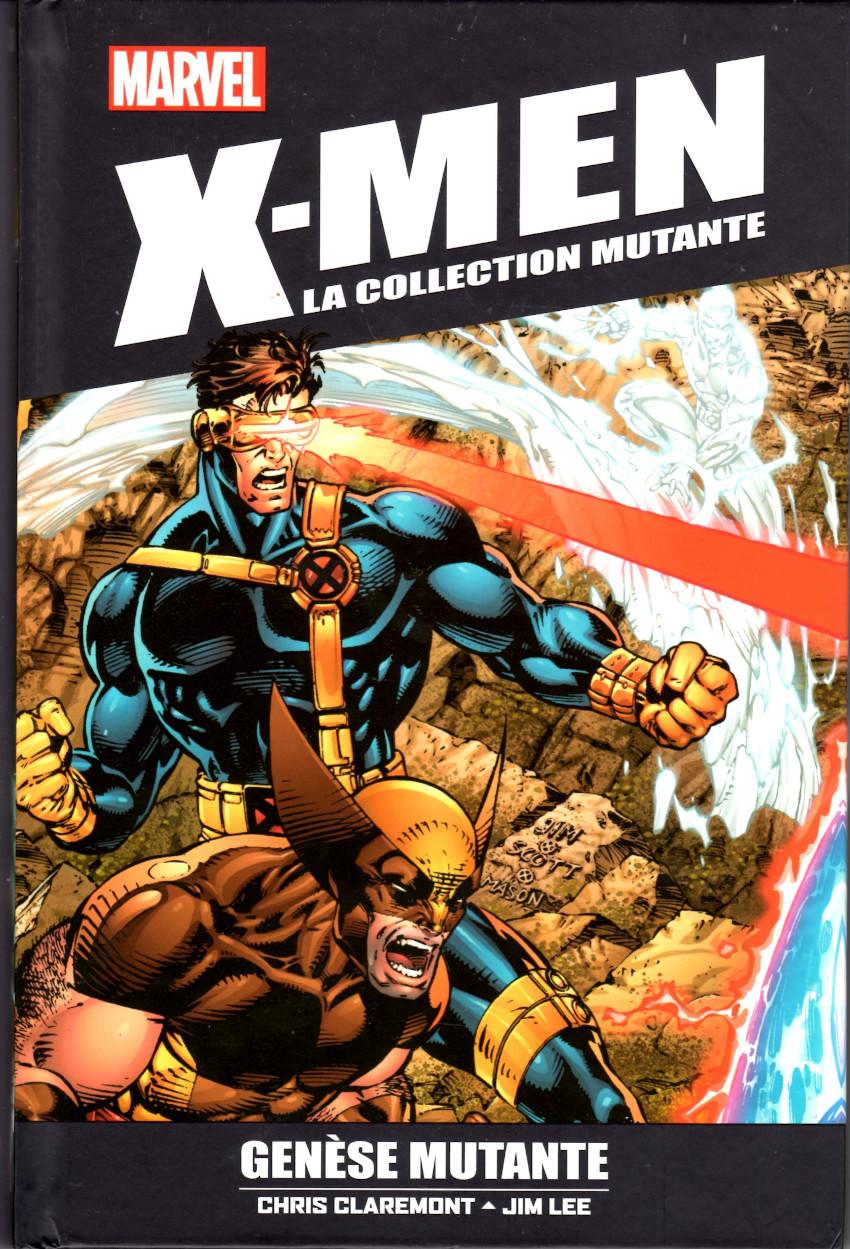X-men - La collection mutante 43 - Genèse mutante
