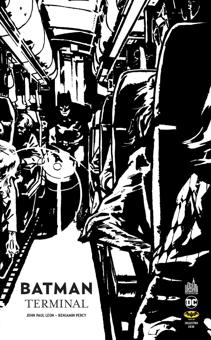Batman Day collector 2020 - Terminal 1