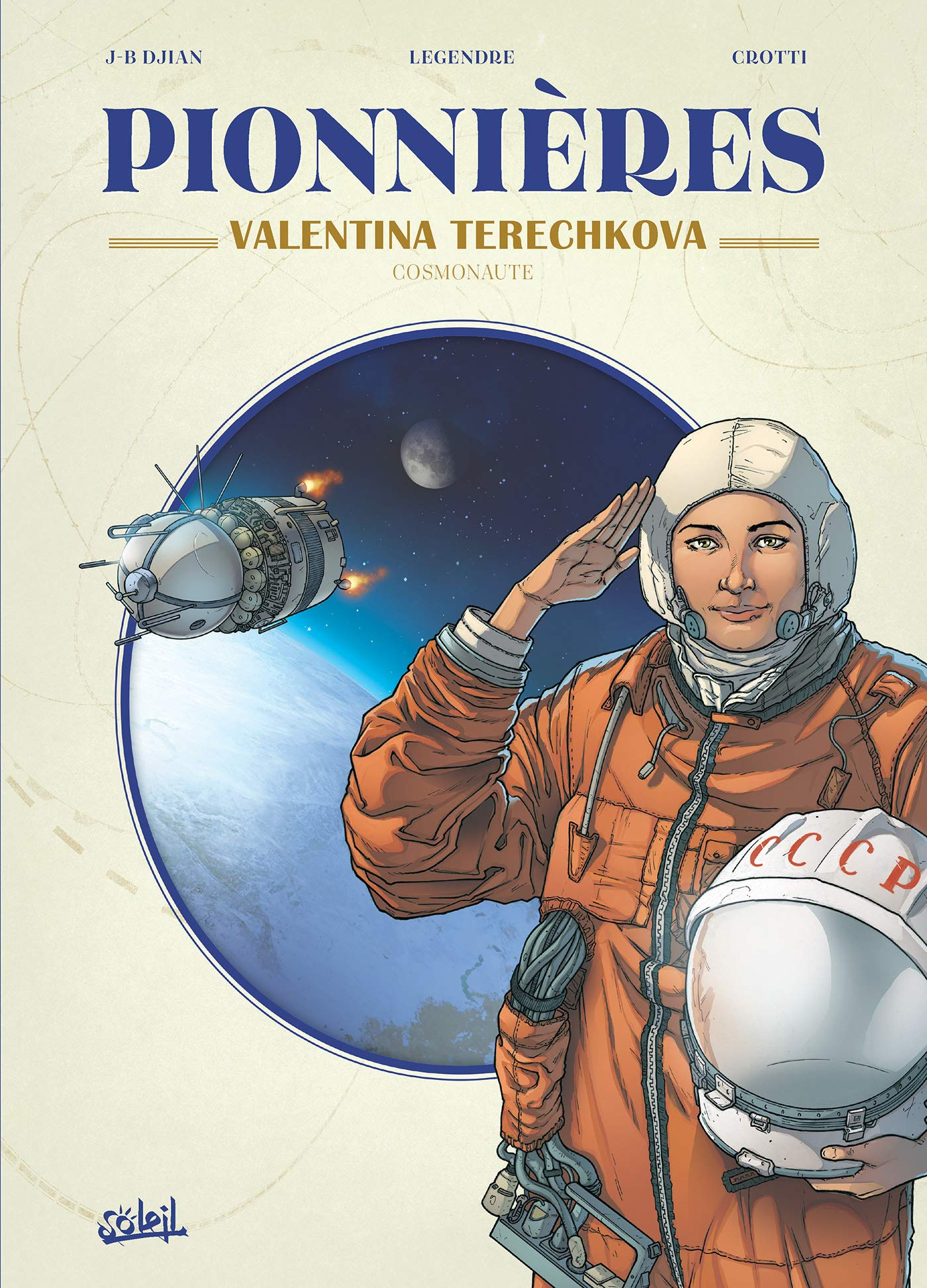 Pionnières 3 - Valentina Terechkova