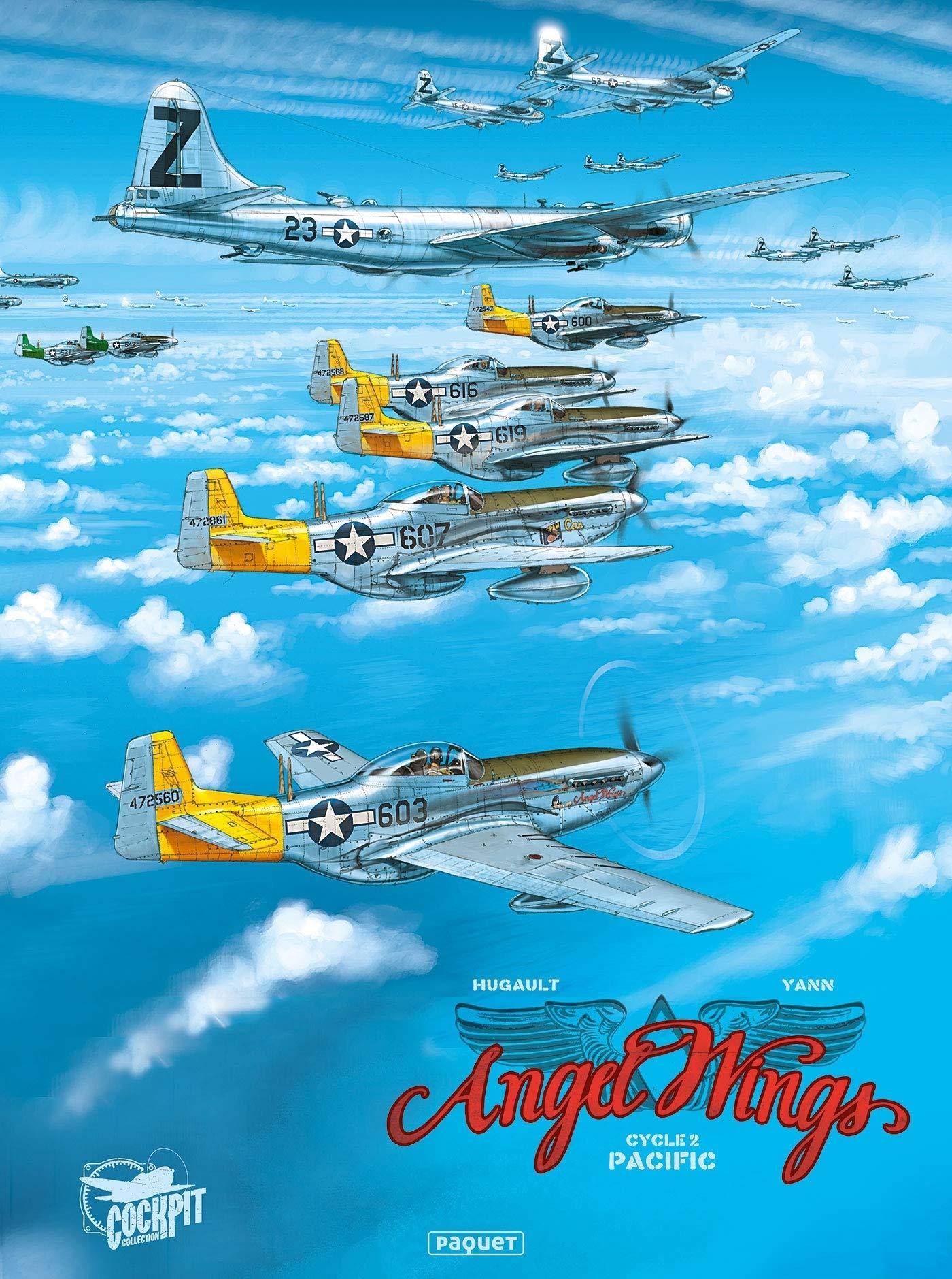 Angel Wings 2 - Cycle 2