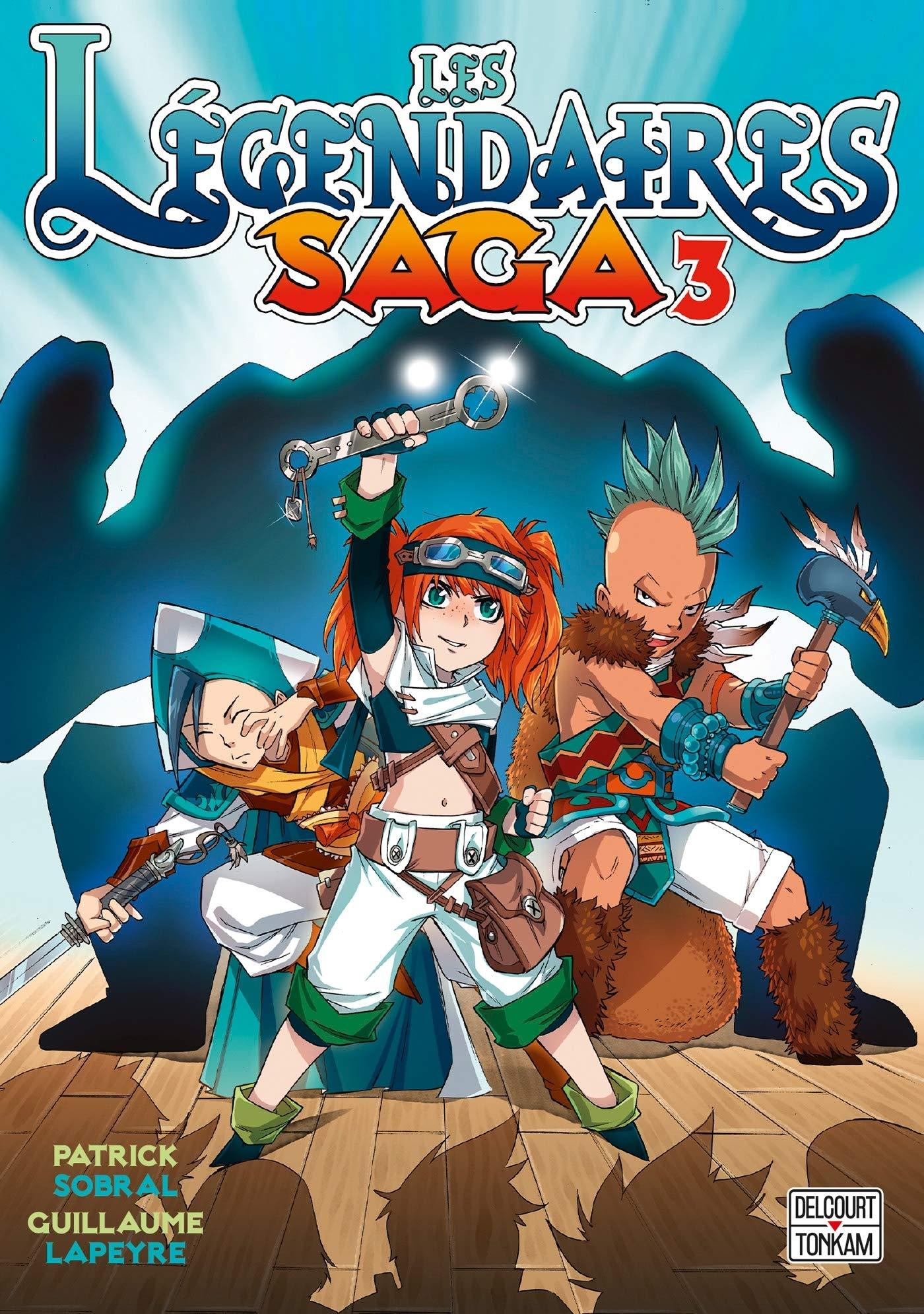 Les Légendaires - Saga 3