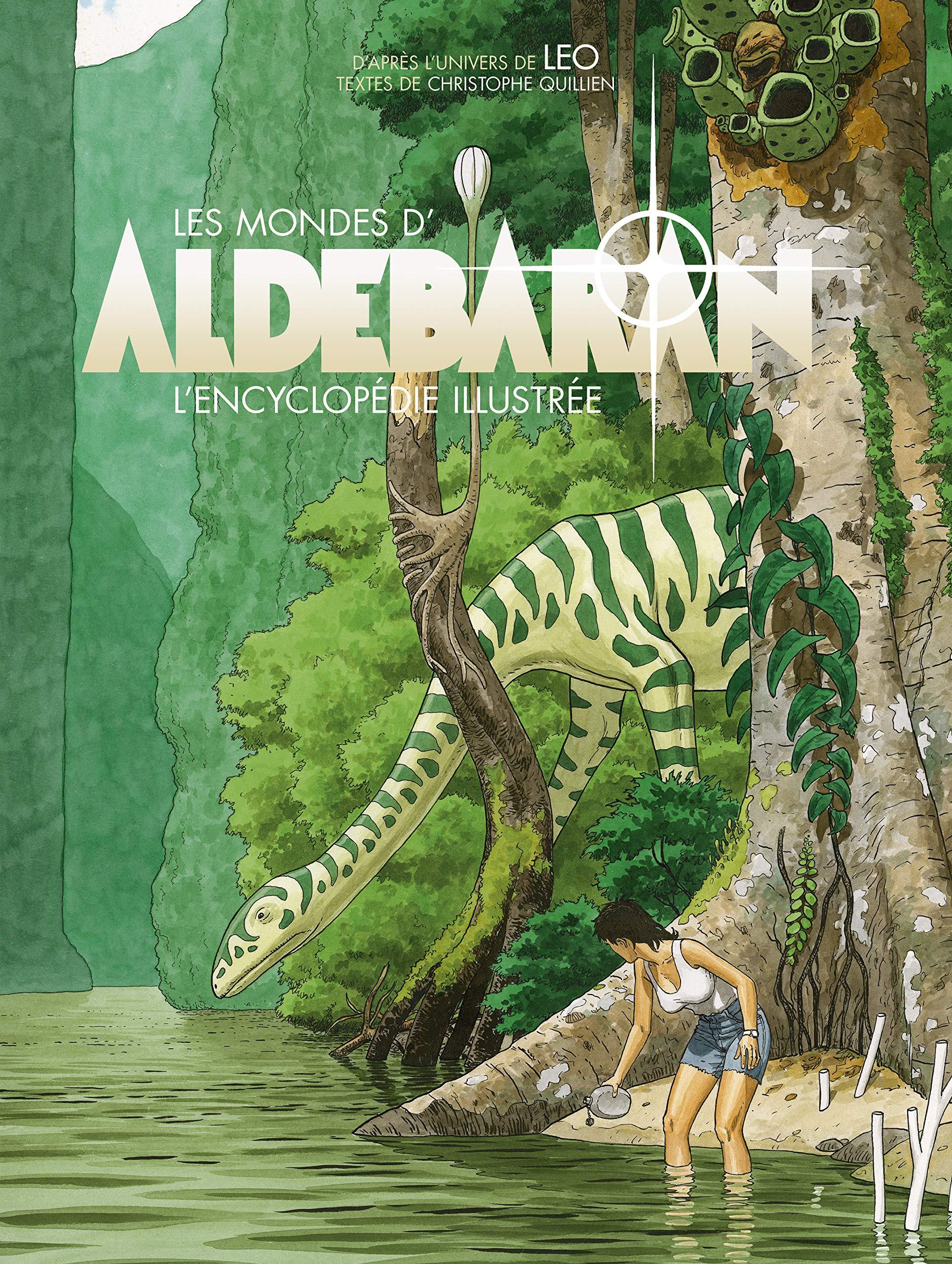Les mondes D'Aldébaran - L'encyclopédie illustrée 0
