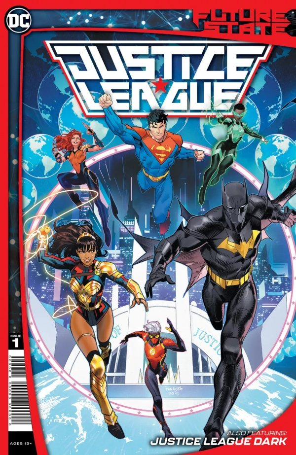 Future State: Justice League 1 - 1 - cover #1