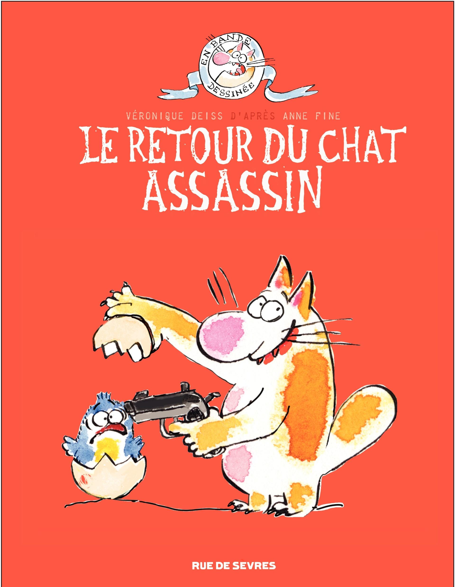 Le chat assassin 2 - Le retour du chat assassin