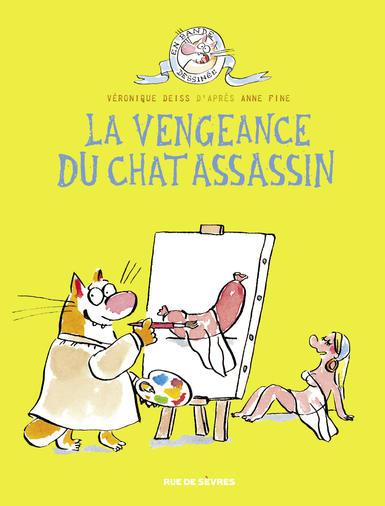 Le chat assassin 3 - La vengeance du chat assassin
