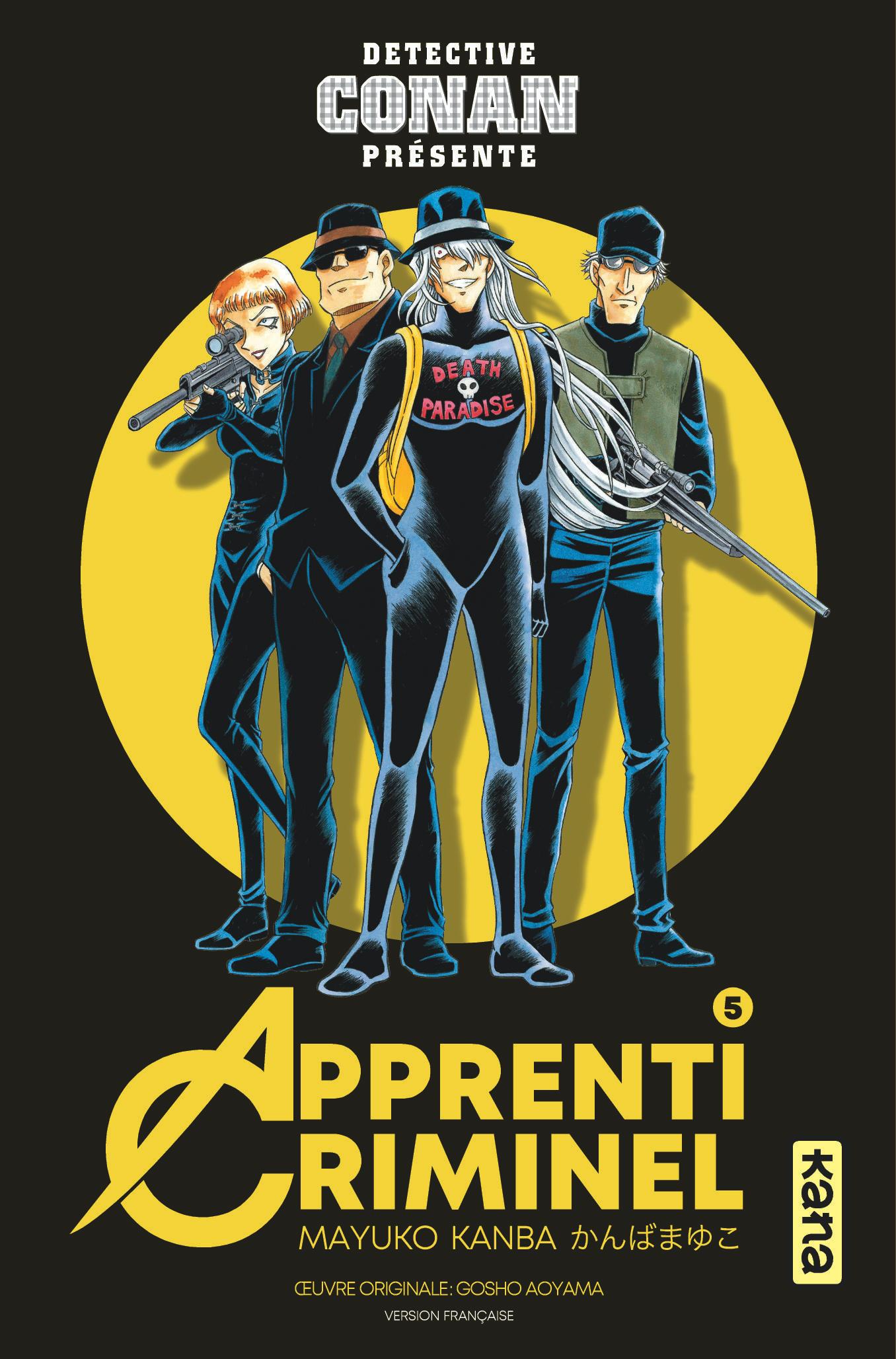 Apprenti criminel 5