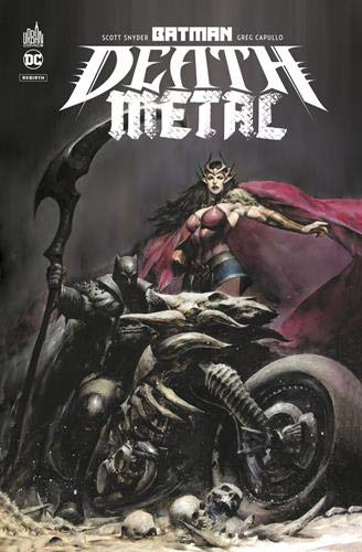 Dark Nights - Death Metal 1