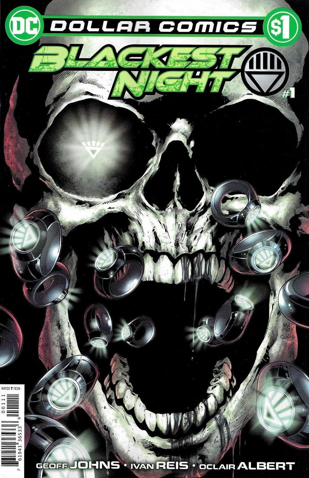 Dollar Comics: Blackest Night 1