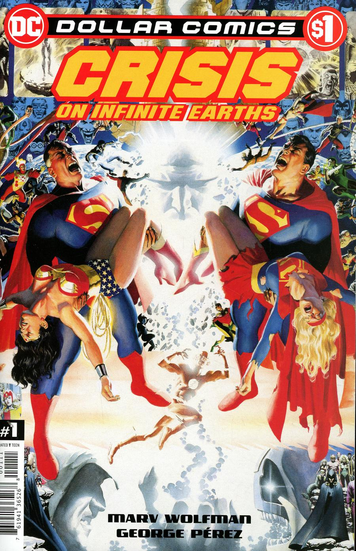 Dollar Comics: Crisis on Infinite Earths 1