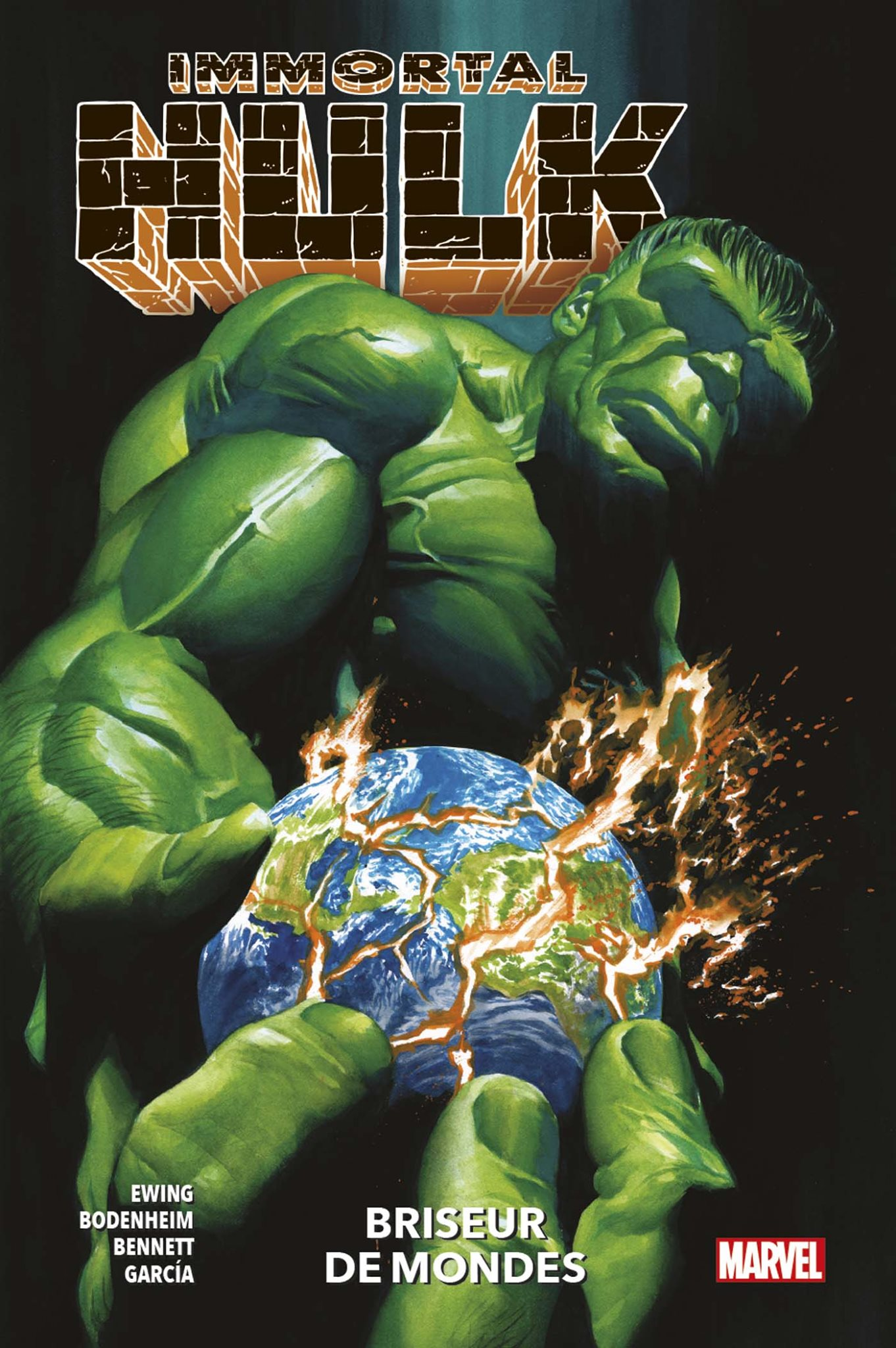 Immortal Hulk 5 - Briseur de Mondes