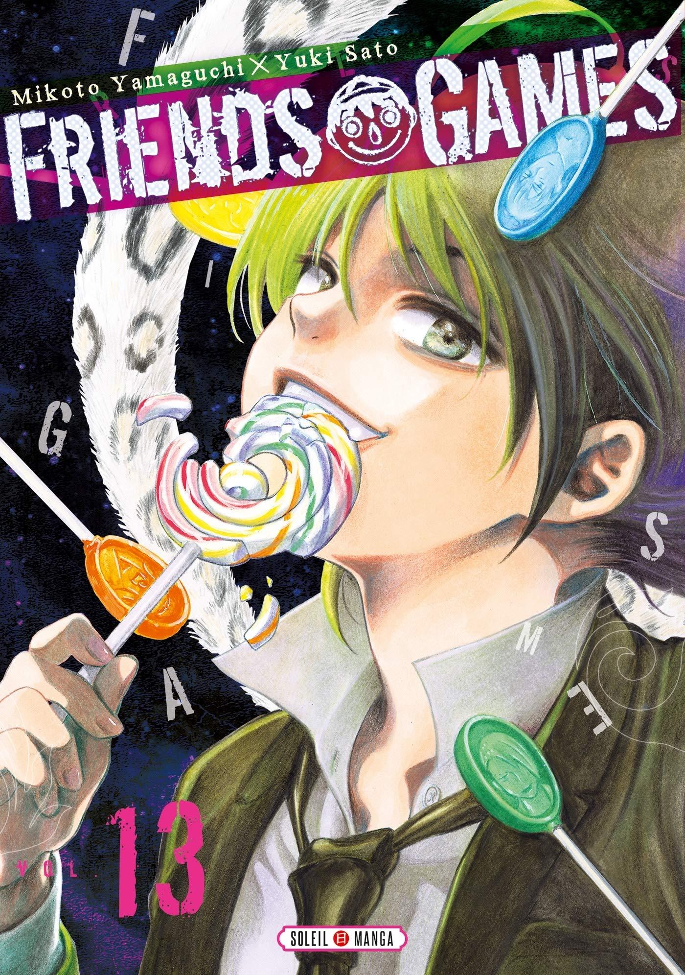 Friends Games 13