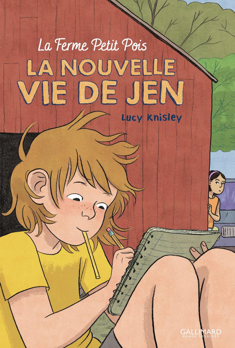 La ferme petit pois 1 - La nouvelle vie de Jen