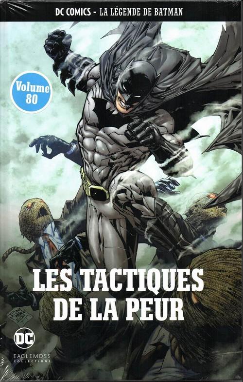 DC Comics - La Légende de Batman 59 - Les Tactiques de la peur