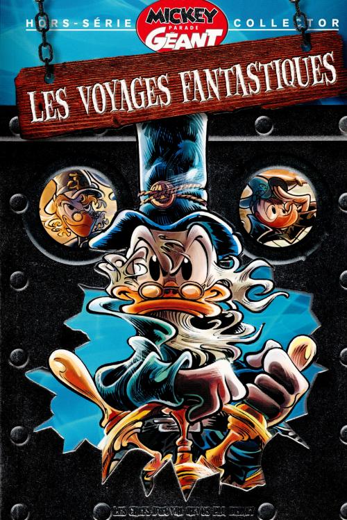 Mickey Parade 15 - Les voyages fantastiques