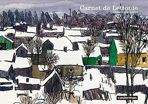 Carnets de Lettonie 1
