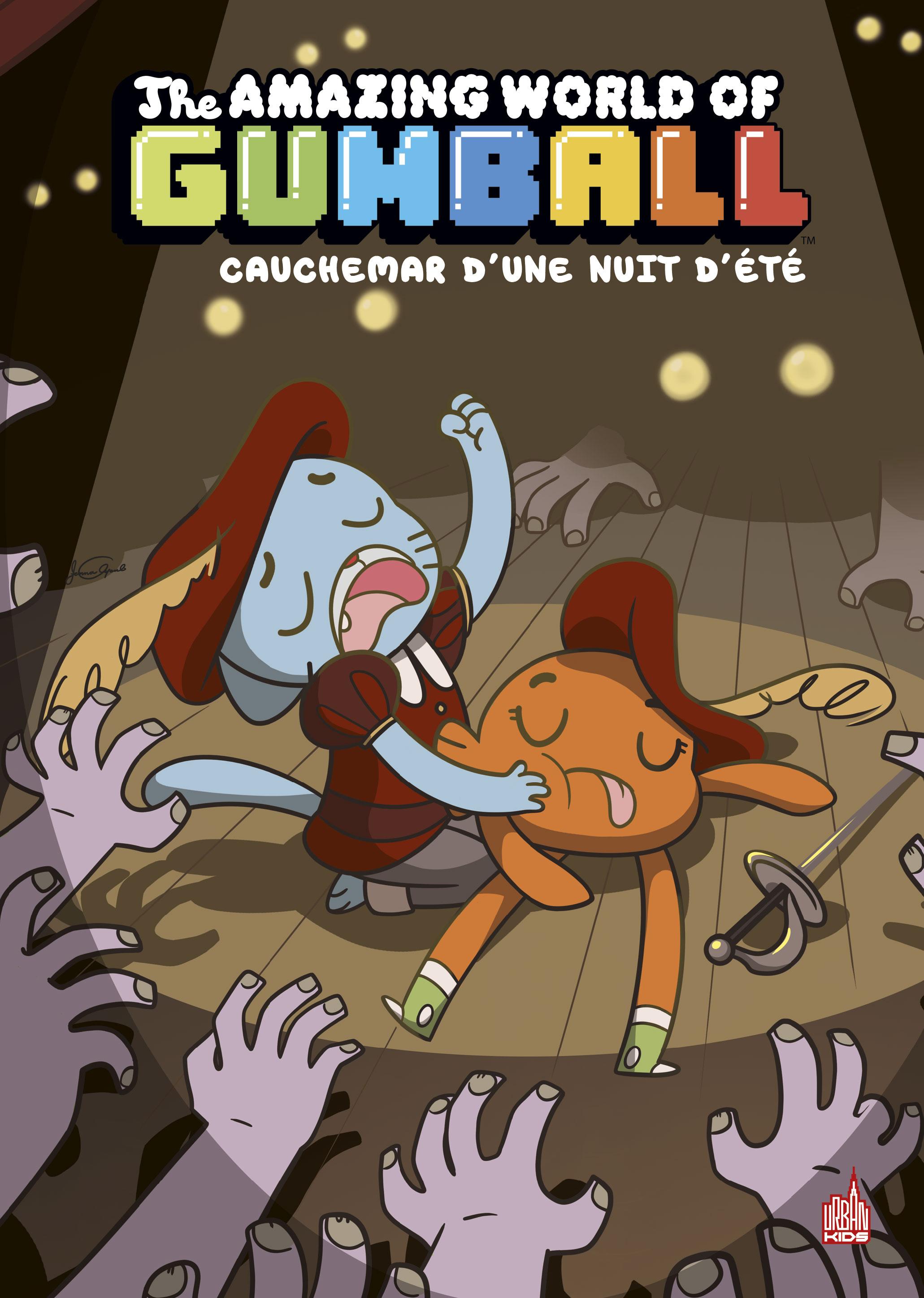 Le Monde Incroyable de Gumball 6