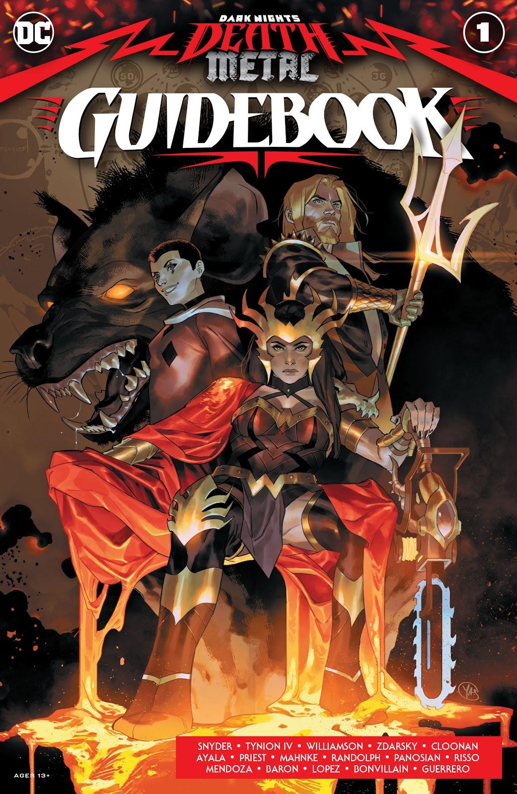 Dark Nights - Death Metal Guidebook 1
