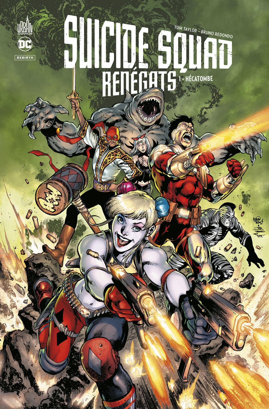 Suicide Squad Renégats 1 - Hécatombe