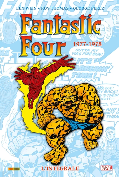 Fantastic Four 1977 - 1977-1978