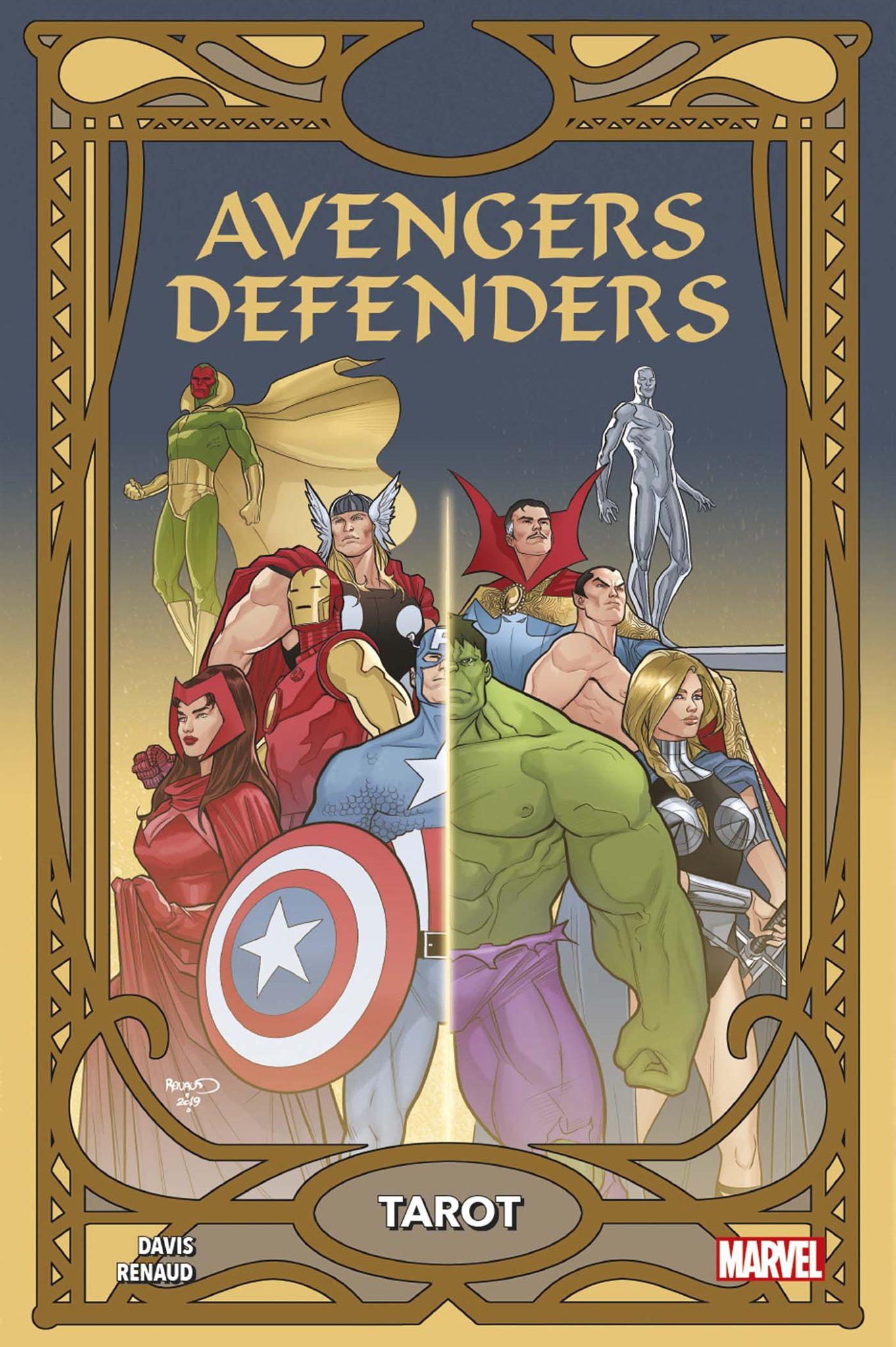 Avengers / Defenders - Tarot 1