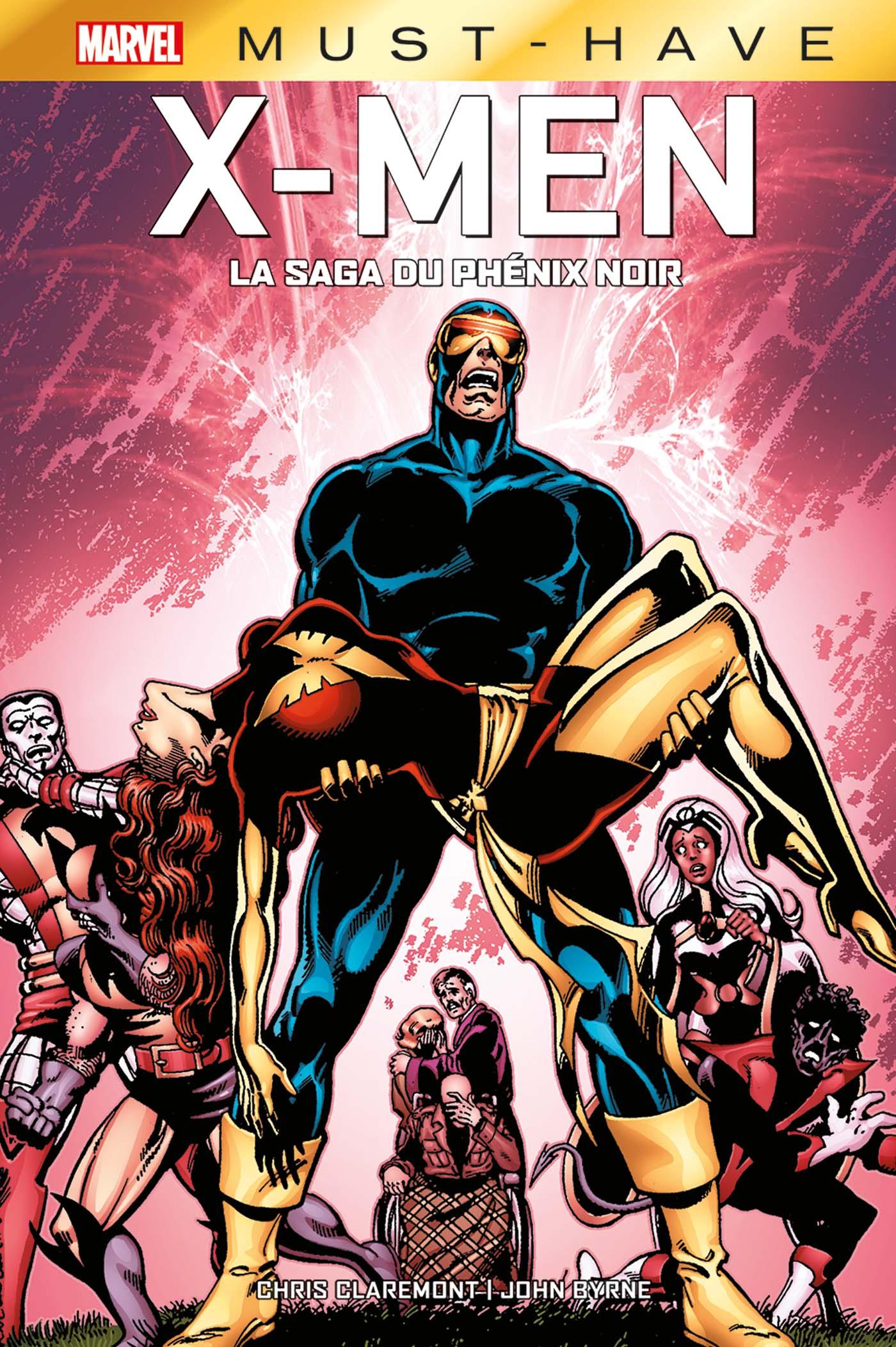 X-men - La Saga du Phénix Noir 1