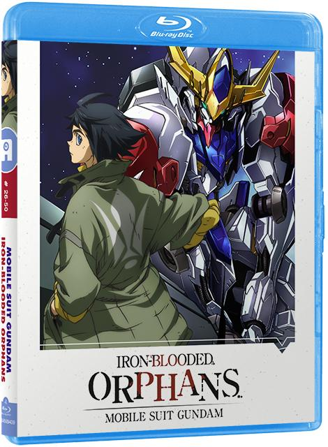 Mobile Suit Gundam: Iron-Blooded Orphans 2 - Partie 2