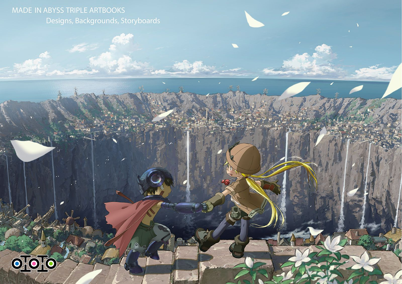 Made In Abyss Triple Artbooks 1