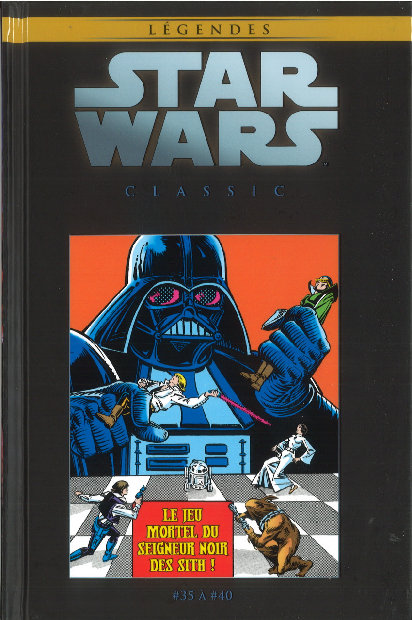 Star Wars - La Collection de Référence 122 - Classic #35 à #40