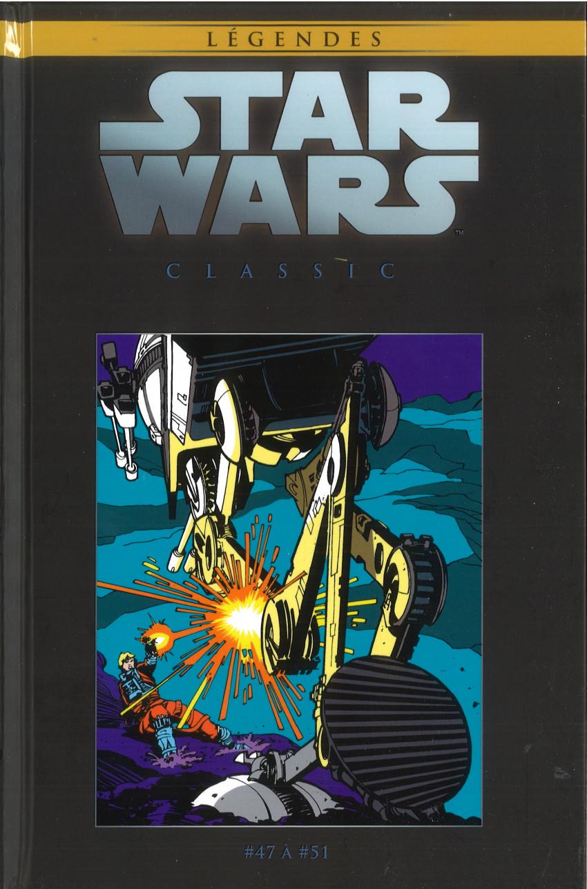 Star Wars - La Collection de Référence 124 - Star Wars Classic - #47 à #51