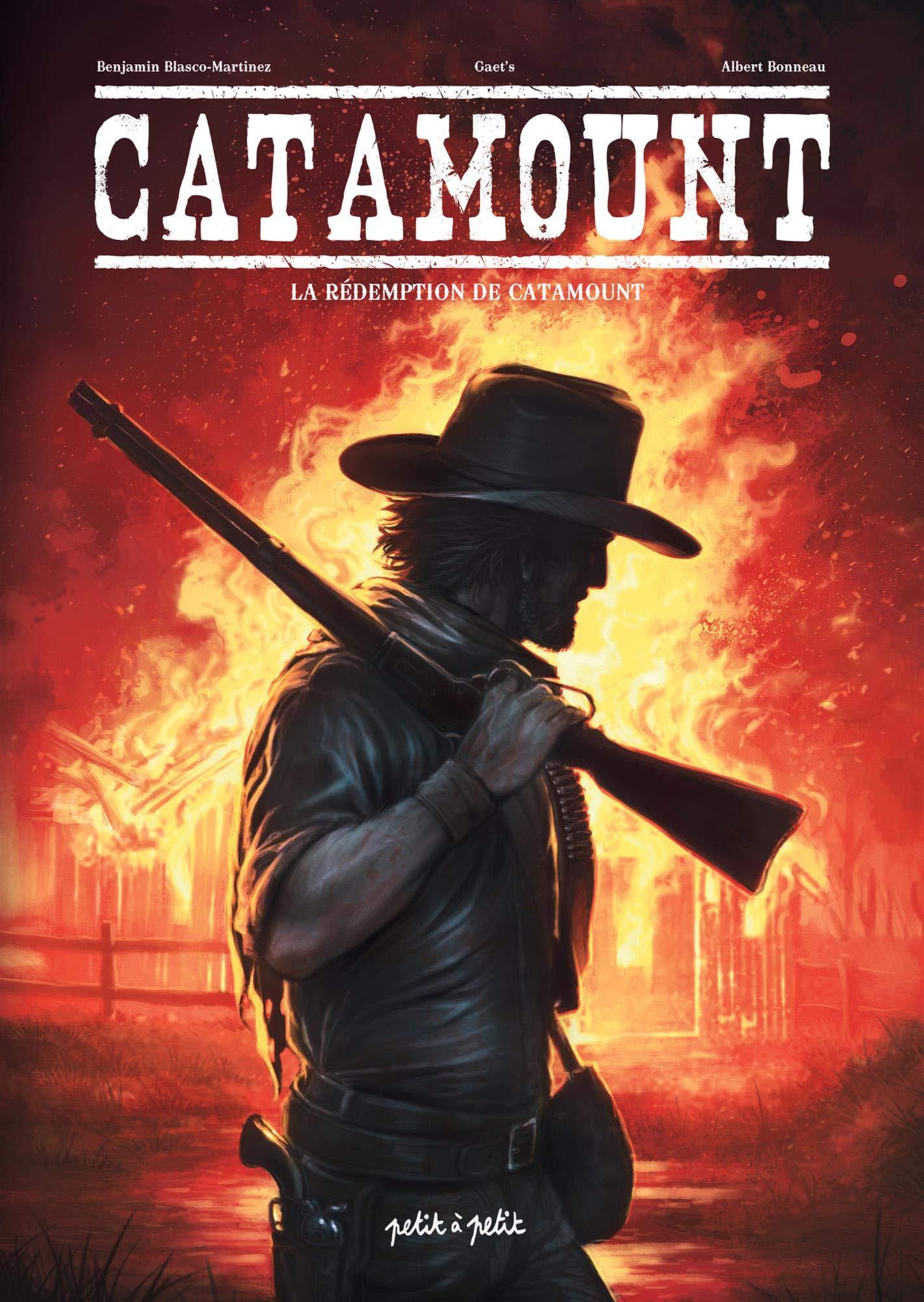 CATAMOUNT 4 - La rédemption de Catamount