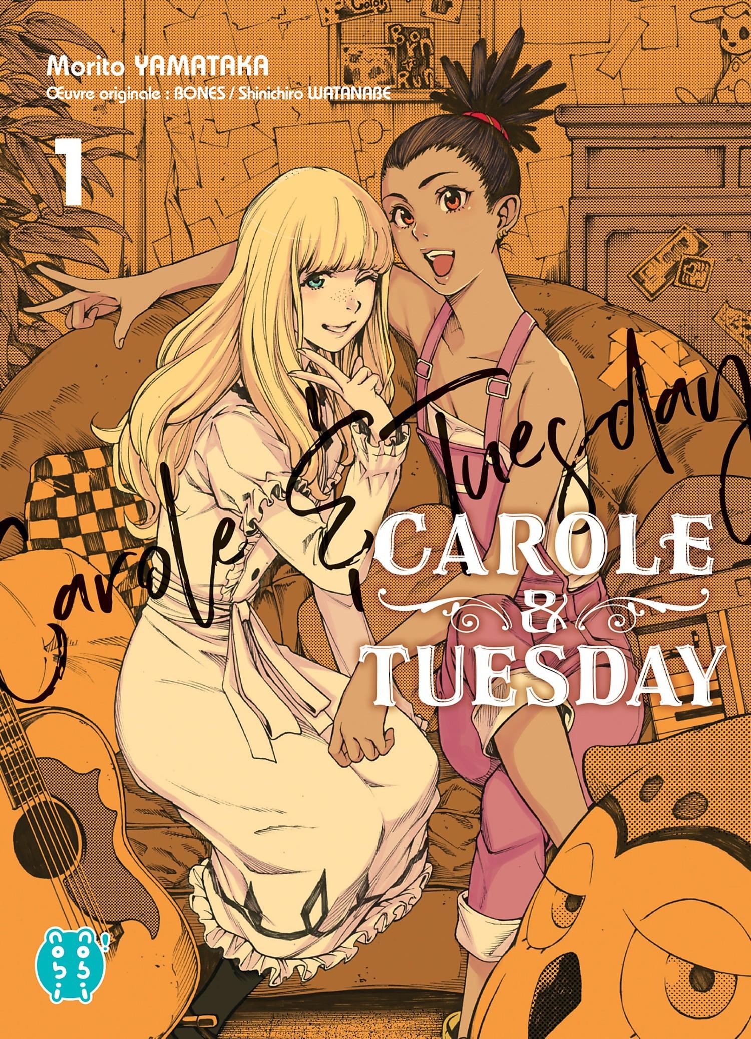 Carole et Tuesday 1