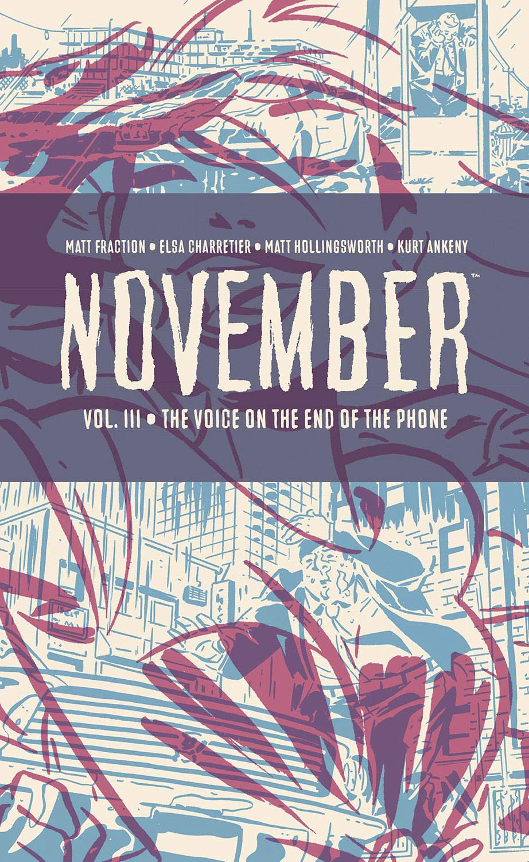 November 3 - Volume III