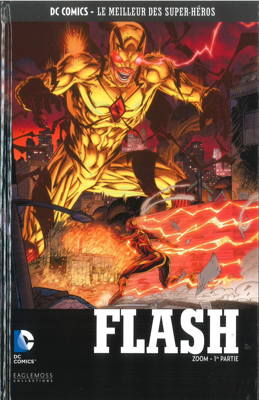 DC Comics - Le Meilleur des Super-Héros 132 - Flash : Zoom - 1re partie