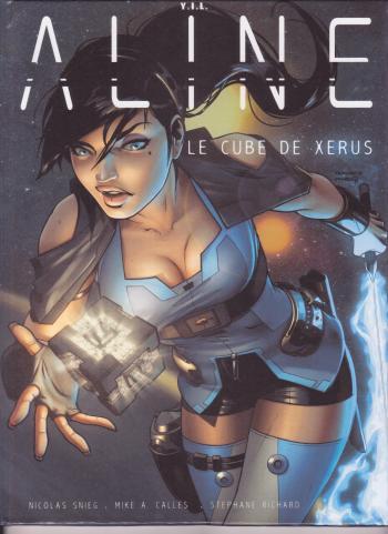 Aline  1 - Le Cube de Xerus