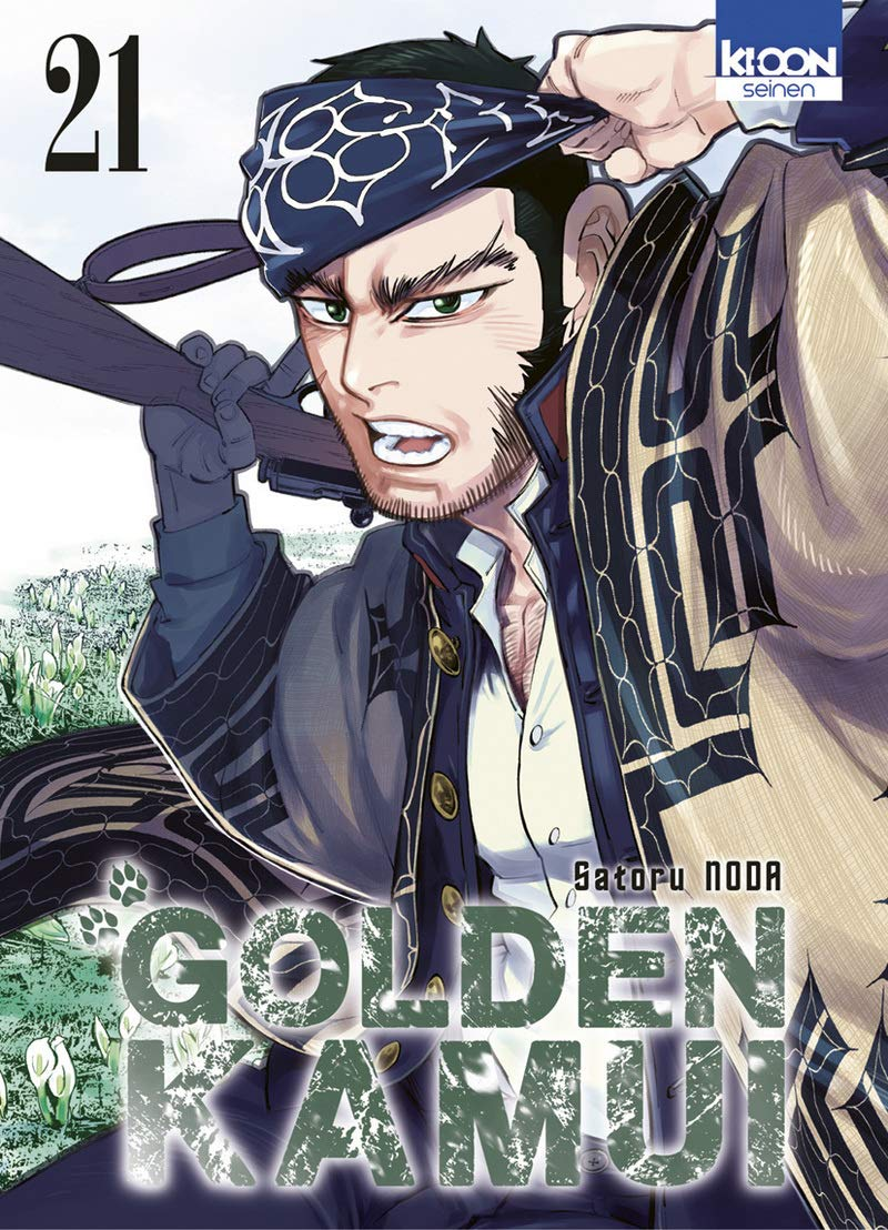 Golden Kamui 21