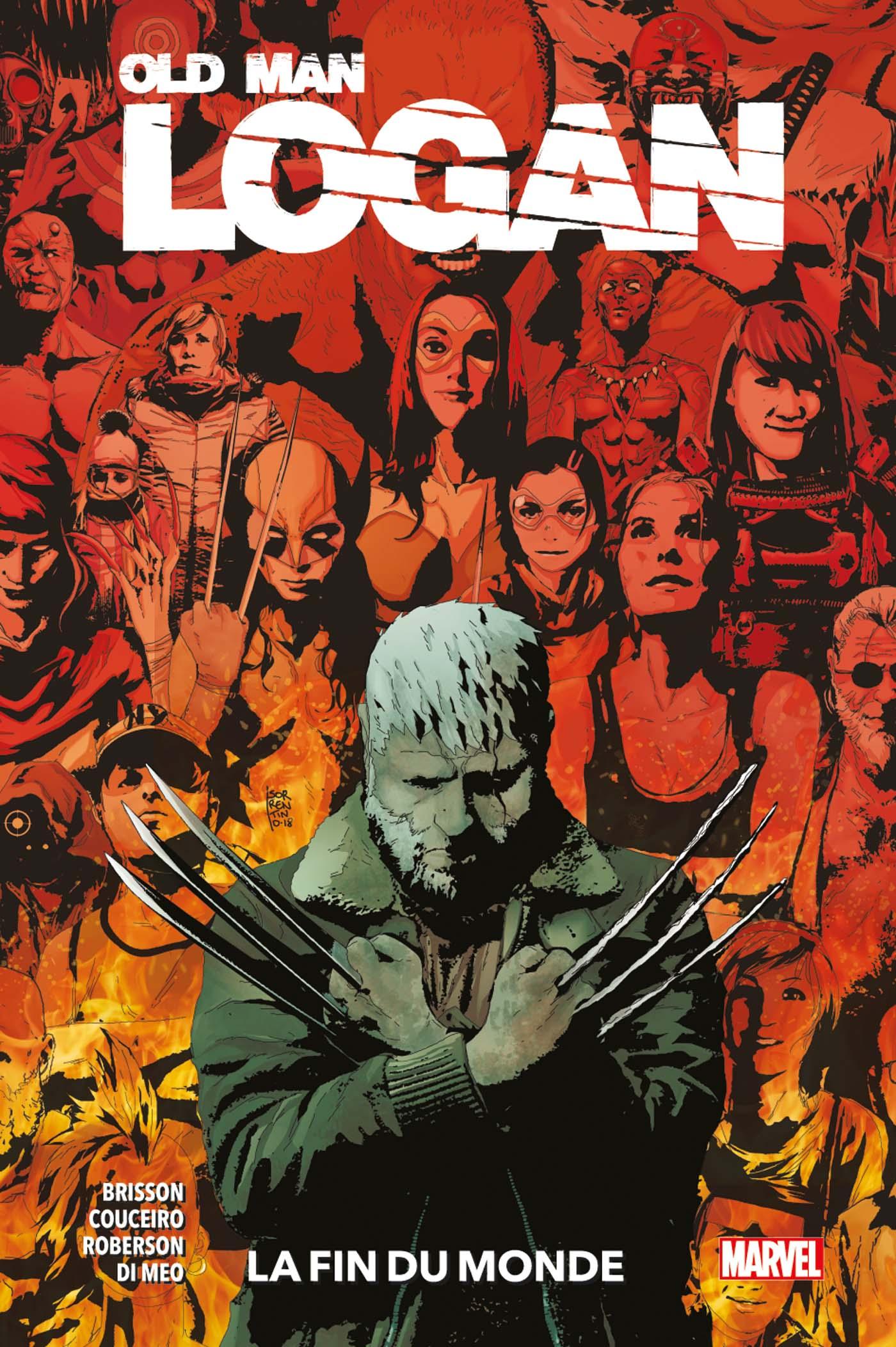 Old Man Logan 3 - La fin du monde