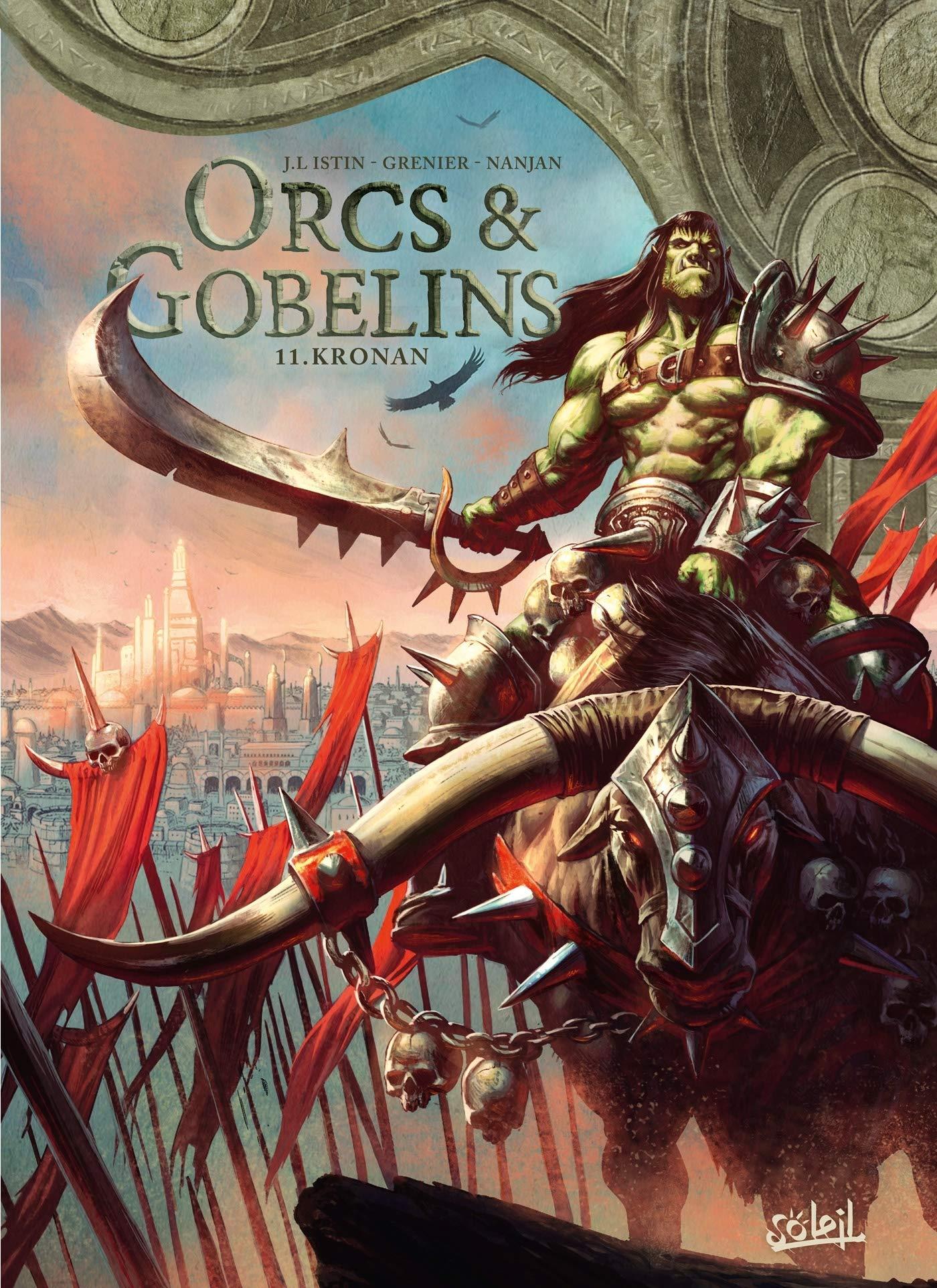 Orcs et Gobelins 11 - Kronan
