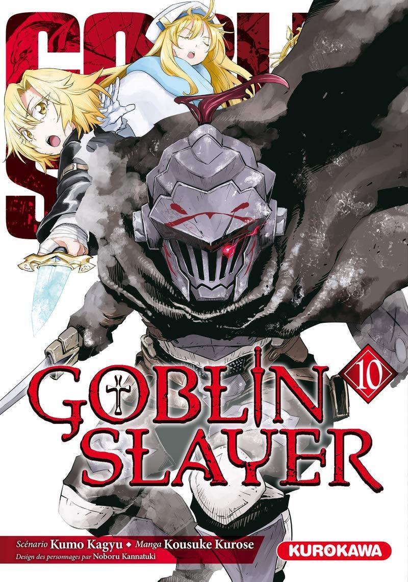 Goblin Slayer 10