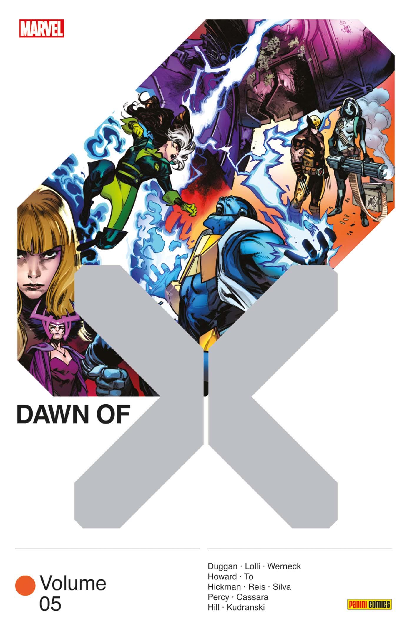 Dawn Of X 5