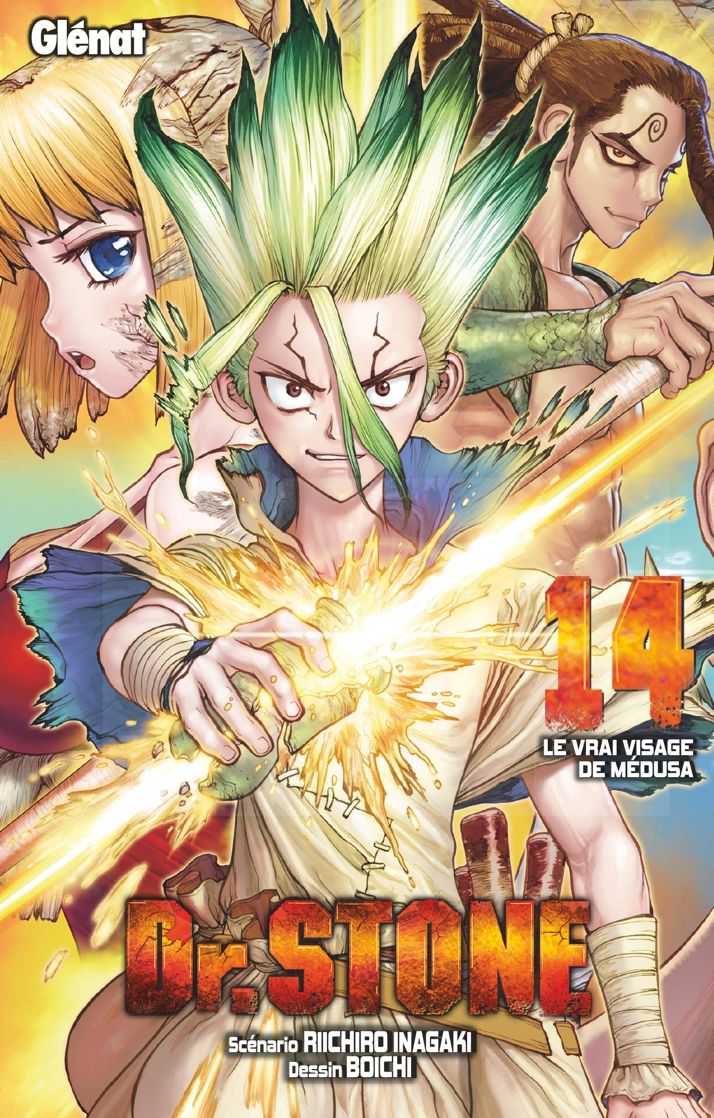 Dr. STONE 14