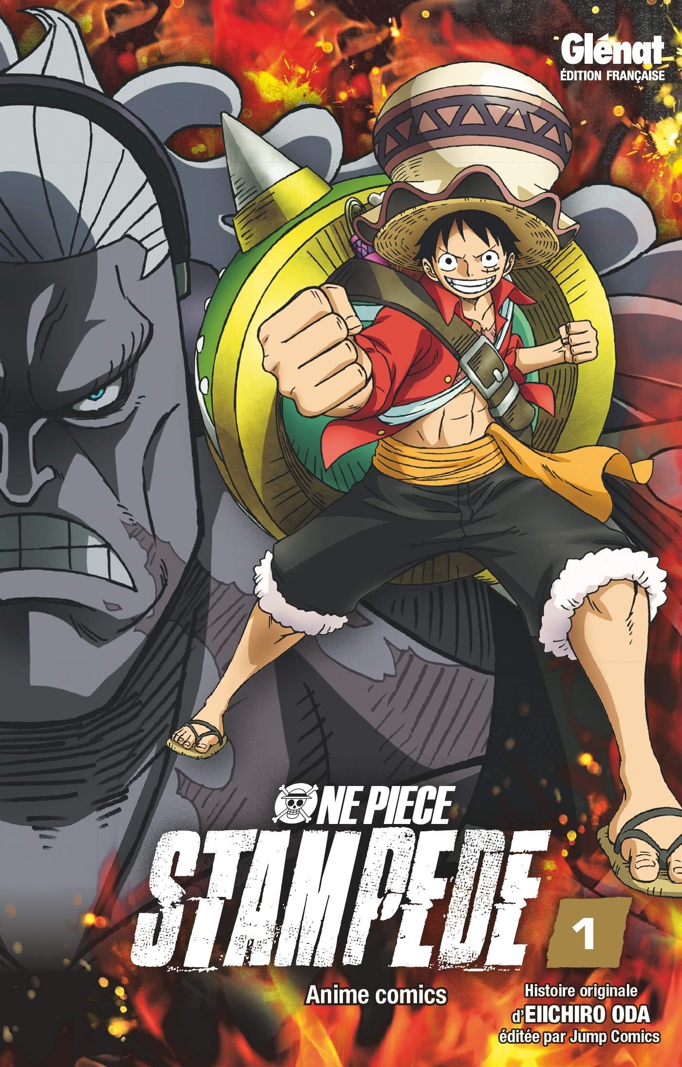One Piece Stampede 1
